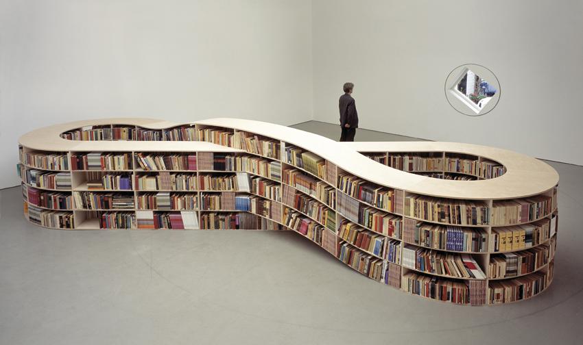 Other fun bookcase and storage designs.   Daily Design Idea